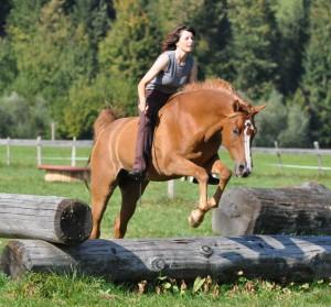Möchtest Du eine Horsewomen werden?
