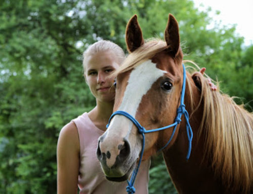 Charis Chex Olena mit Leonie