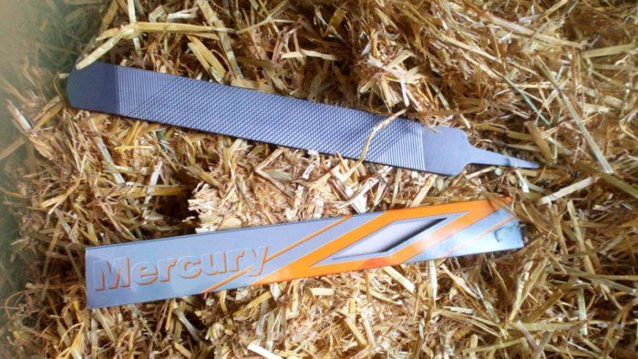 Raspel Mercury